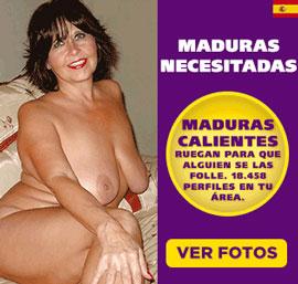 Mujeres Maduras Citas calientes de Sexo en España
